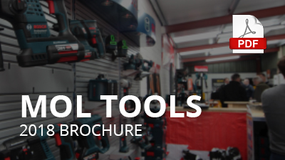 mol tools brochure download